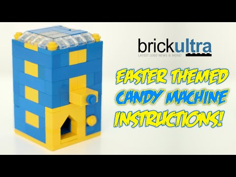 Lego Mini Candy Machine Instructions 2 Hot Videos 2018