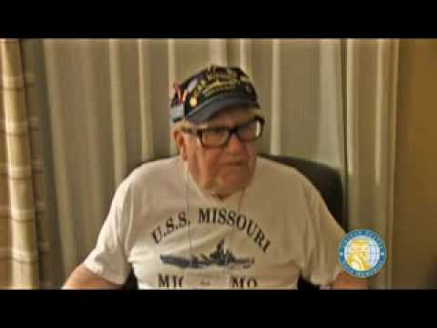 USNM Interview of Robert Sauppee Part Two USS New Jersey Service during the Korean War
