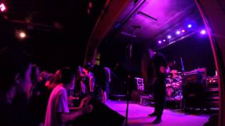 Fallujah - Cerebral Hybridization - 8/27/14 Hawthorne Theater, Portland, OR
