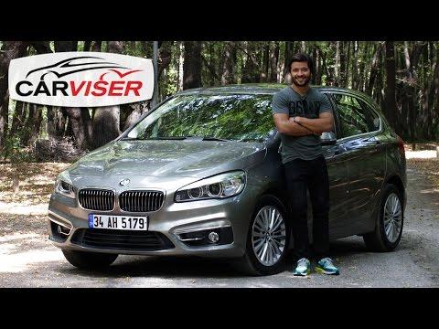 BMW 2 Serisi Active Tourer Test Sürüşü – Review (English subtitled)