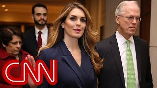 Video Why Hope Hicks left the White House MP3, 3GP, MP4, WEBM, AVI, FLV Oktober 2018