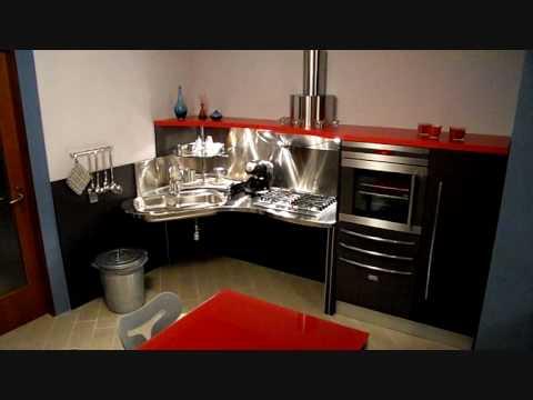 Cucina per disabili snaidero skylab design mag - Cucine per disabili ...