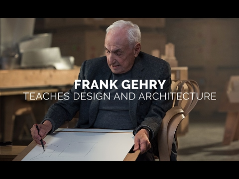 A Masterclass in Architecture with Frank Gehry