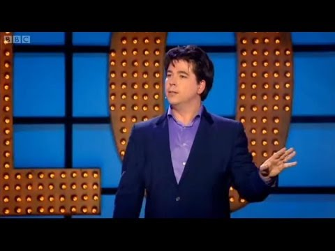 mcintyre - Michael McIntyre exposes the sad life of the rarely used herbs and spices that are resigned to living their lives in the shadows of those kitchen table stalw...