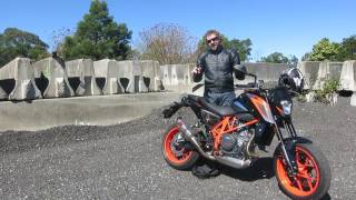 9. KTM 690 Duke R Review