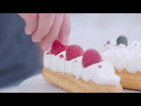 ELLE & VIRE - The French Eclairs By Chef Nicolas Boussin