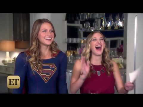 EXCLUSIVE   Supergirl  Melissa Benoist Teases Superman s Debut and Growth of the Danvers Sisterho…