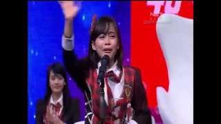 Video Speech Lucu Sisil JKT48 #PemilihanJKT48onNetTV @ Net TV [02-05-2015] MP3, 3GP, MP4, WEBM, AVI, FLV Agustus 2018