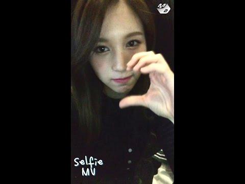 Selfie MV 미나CAM_트와이스(TWICE)-TT