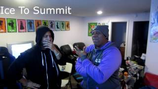 Moon just made an Ice to Summit rap