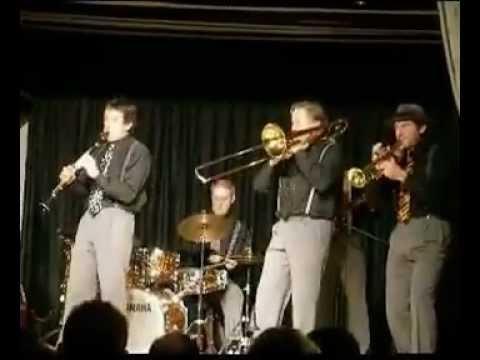 Pixie & Dixie Band concierto en Cifuentes 2012