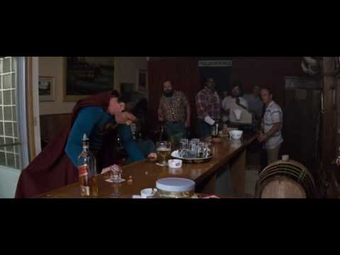 Superman Gets Drunk And Fights Clark Kent (hd)