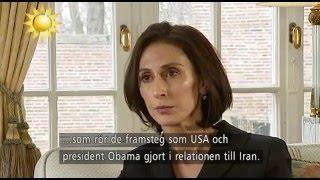 سفیر آمریکا: ایران کشوری است که به من فرهنگ و ادبی غنی و توانایی درک بهتر طبیعت انسان را ارزانی نمود
