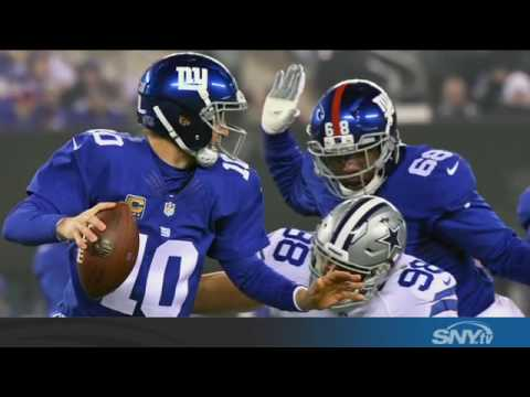 Video: Eli Manning looks to