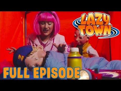 Lazy Town's Greatest Hits | Full Episode | Lazy Town | Kids Cartoon