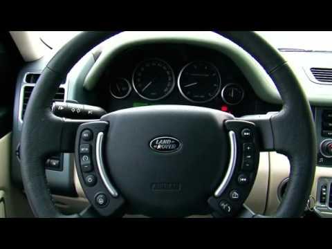 Land Rover Range Rover Тест Range Rover