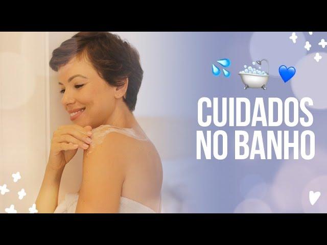 PRODUTOS QUE USAMOS NO BANHO - Juliana Goes