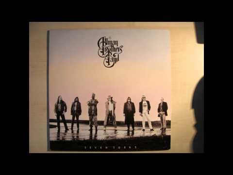 Allman Brothers Band – Seven Turns – Vinyl LP – A side – full album
