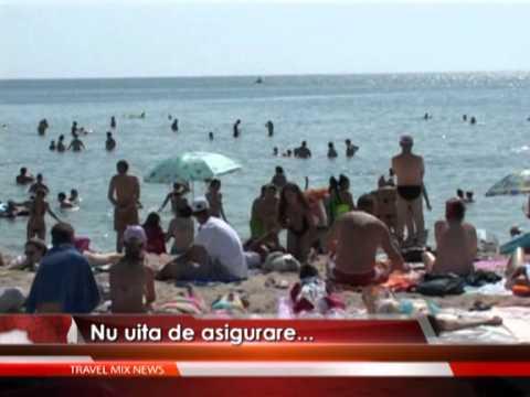 Nu uita de asigurarea de sănătate, înainte să pleci în vacanţă! – VIDEO