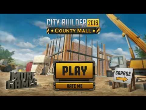 City Builder 2016: County Mall (Android/iOS) Gameplay Walkthrough Part 1