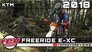 7. 2018 KTM FREERIDE E-XC Review Rendered Price Release Date