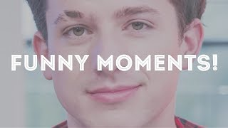 Charlie Puth - Funny Moments!