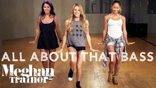 Meghan Trainor - All About That Bass (Dance Tutorial) - YouTube