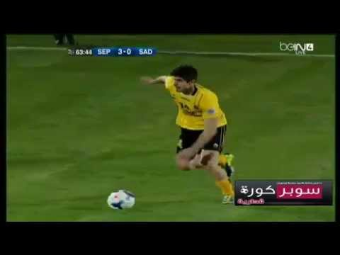 Sukaj of Sepahan scores in win against Al Sadd