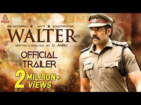 சிபி சத்யராஜின்  வால்ட்டர்  திரைப்பட Trailer   Walter Tamil Movie Official Trailer | 2K | Sibi Sathyaraj | Shirin | Samuthirakani | Natty | U Anbu