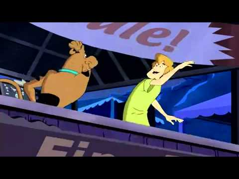 Scooby Doo! and the Legend of the Vampire chase