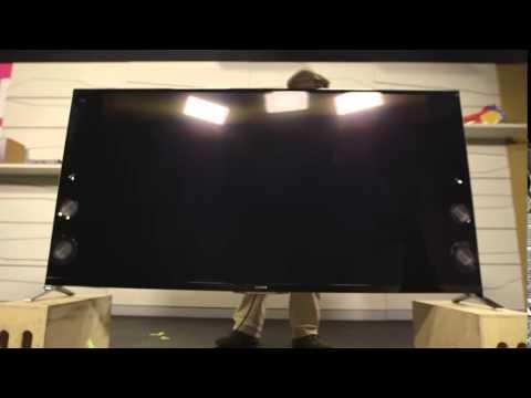 Sony XBR55X850B 55-Inch 4K Ultra HD 120Hz 3D Smart LED TV