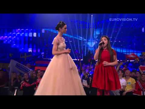Gaia Cauchi - Live at the Grand Final of the 2014 Eurovision