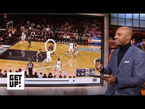 Video: NBA film breakdown: Kemba Walker | Get Up!