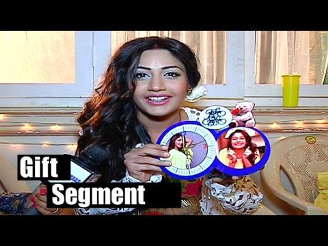 Surbhi Chandana Gift Segment | Ishqbaaz |