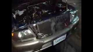 Sistema HHO Mitsubishi Montero Sport 2004 3.0L Hidrogeno Vehicular Costa Rica