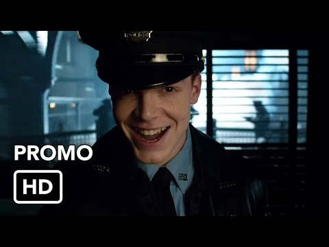 Gotham Season 2 (Promo 'Villains Rising')