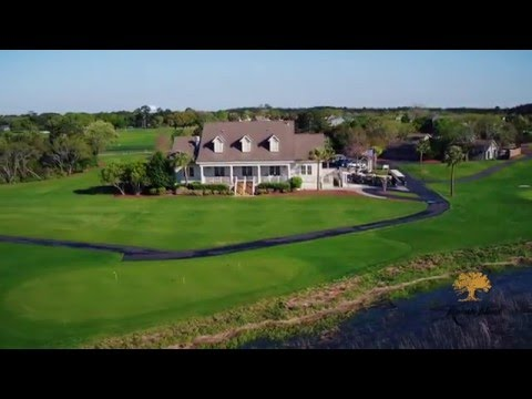 New and improved oak point golf course by clyde johnston