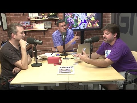 Favorite - IGN's Jose Otero, Peer Schneider, and guest Mike Mika get together to share stories about their favorite Nintendo memorabilia.