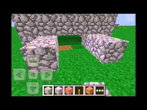 how to harvest mushroom blocks in minecraft pe