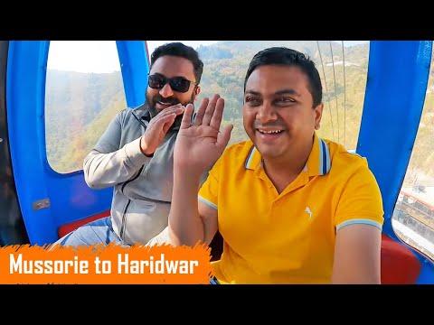 EP #20 - Mussorie to Haridwar, മസ്സൂറിയിൽ നിന്നും ഹരിദ്വാറിലേക്ക്