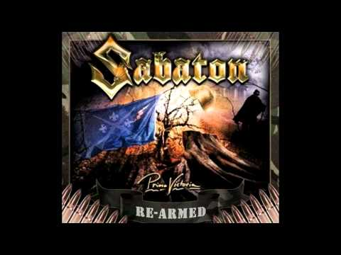 Sabaton - Shotgun lyrics