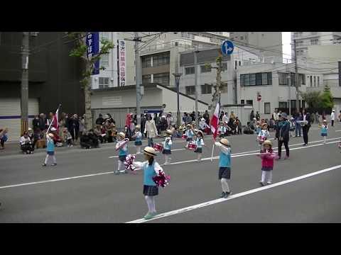 あすなろ幼稚園*音楽大行進2017
