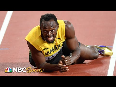 Usain Bolt's last race ends in disaster, photo finish | NBC Sports