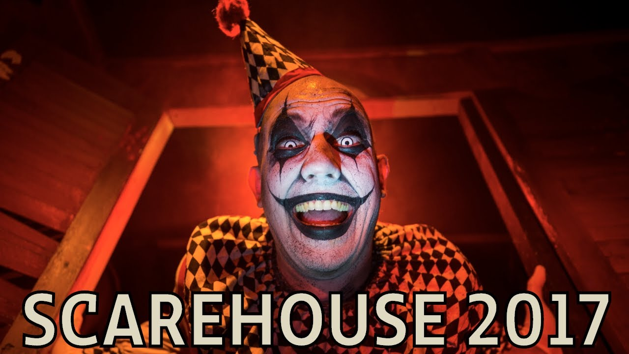 ScareHouse - Official Trailer 2017