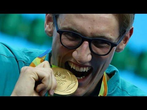 Ρίο 2016: Χρυσό στην κολύμβηση για τον Αυστραλό Μακ Χόρτον