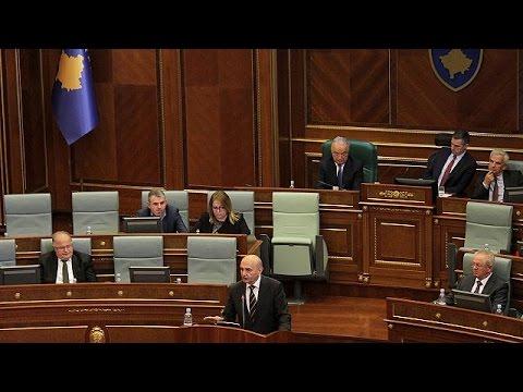 Πολιτική κρίση στο Κοσσυφοπέδιο- Έπεσε η κυβέρνηση