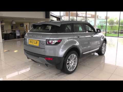 Land Rover Range Rover Evoque 5 Door Diesel 2012MY 2.2 SD4 Prestige 190HP Auto 4WD U9735