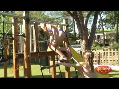 LA BASTIANE-KIDS CLUB du camping la Bastiane-PUGET SUR ARGENS