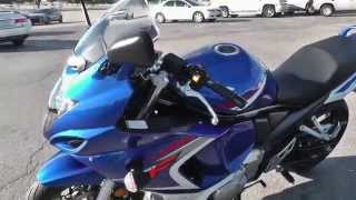 8. 100720 - 2008 Suzuki GSX650F - Used Motorcycle For Sale