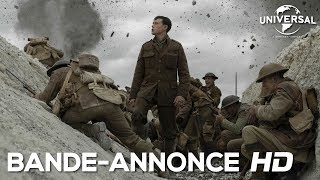 1917 - Bande annonce